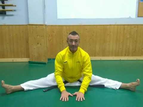 Flexibilidad para Karate.