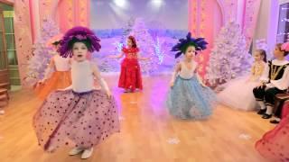 Очень красивый ТАНЕЦ ЦВЕТОВ(Детский сад АНО