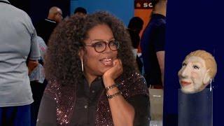 Oprah on
