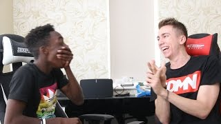 THE ULTIMATE ACCENT CHALLENGE WITH SIMON!!!