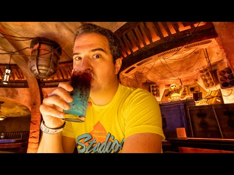 BRAND NEW Menu item in Oga's Cantina! | SECRET Rise of the Resistance Boarding Group from YouTube · Duration:  20 minutes 48 seconds