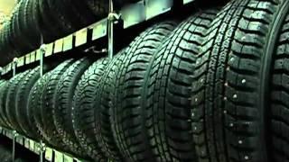 причины  износа и разрушения шин зимой