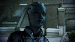 Mass Effect 3: Liara reveals Jack's real name