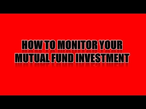 HOW TO MONITOR YOUR MUTUAL FUND INVESTMENT: Mutual Funds For Beginners Philippines