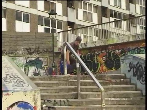 THE BFH PROMO - Amateur Skateboarding Video From Brussels