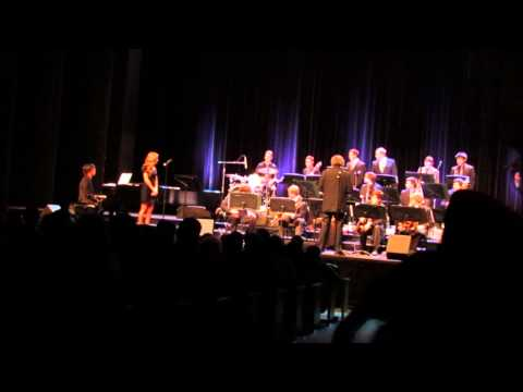 Cal Poly SLO Jazz Band 1 Winter Quarter concert