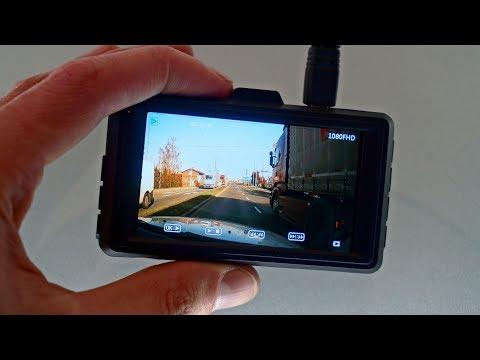 Inexpensive, Imperfect FullHD Dash Cam - Alfawise Q5