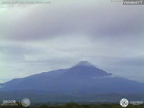 17/9/2018 WITA - Mt Colima TimeLapse C2
