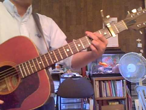 Draw Me Close To You, A key using G key power chords, capo 2. - YouTube