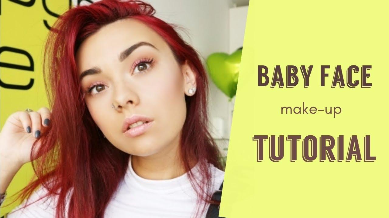 Ежедневный макияж  Baby face