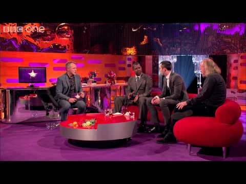 Nicholas Hoult on how to play a zombie  The Graham Norton   Series 12 Ep 12 P  BBC One