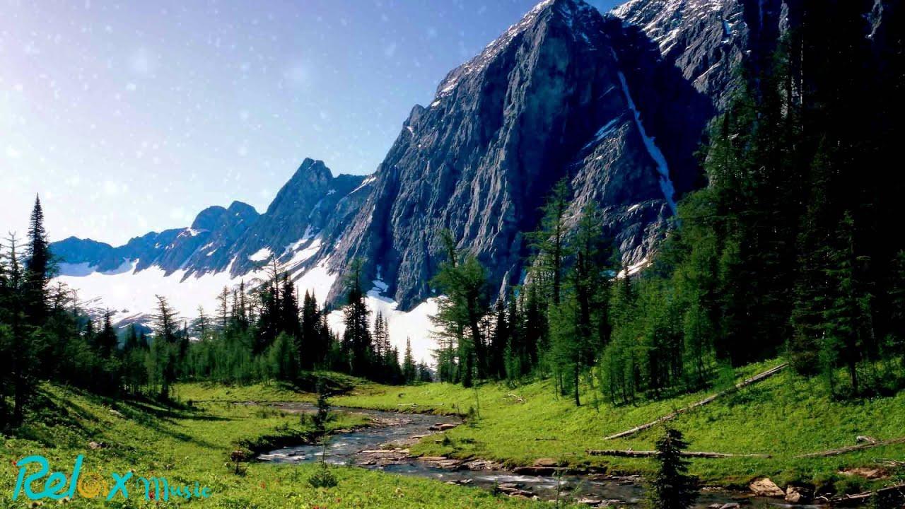 Шум воды звуки природы скачать