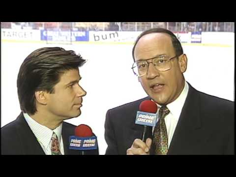 Tribute to Bob Miller of the LA Kings
