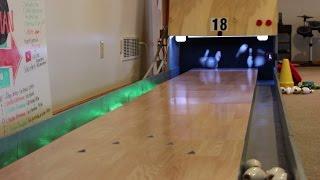 mini bowling trick shots 3