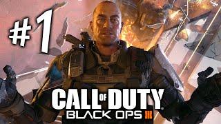 Call of Duty Black Ops 3 - Parte 1: Hacks, Simulação e Dor [ Xbox One - Playthrough PT-BR ]