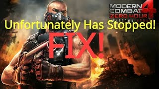 How To Fix MC4 Has Stopped! Fix! 100℅ Work