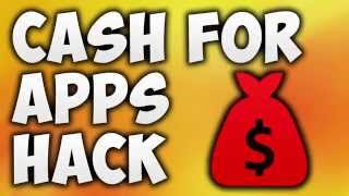 Cash for Apps Hack Online [WORKING] [UPDATED WEEKLY]