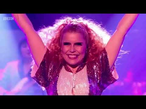 Paloma Faith – 'Til I'm Done. The Graham Norton Show. 26 Jan 2018