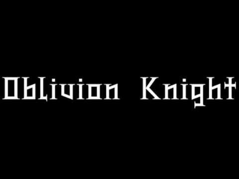 OBLIVION KNIGHT - Beyond The Gates / The Omega (Demo 87 - Ol