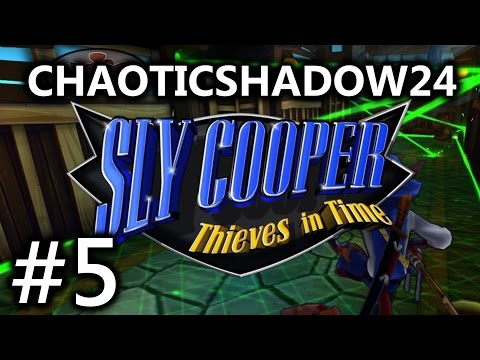 Sly Cooper: Thieves in Time : #5 - GETTING HOTTER