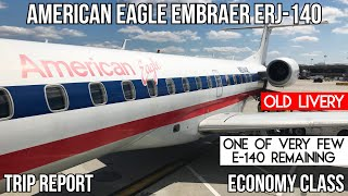 [Trip Report] American Eagle Embraer ERJ-140 (Economy) Philadelphia (PHL) - New York (JFK)