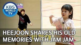 Heejoon shares his old memories with Jam Jam [The Return of Superman/2019.08.14]
