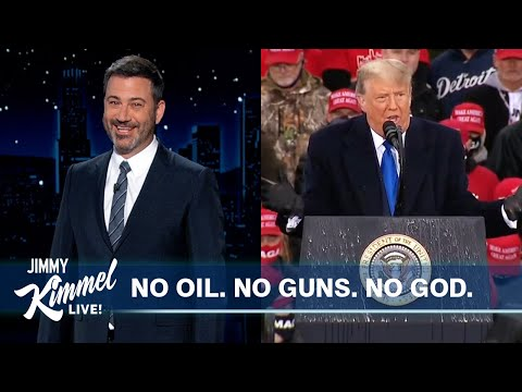 Trump's Making Things