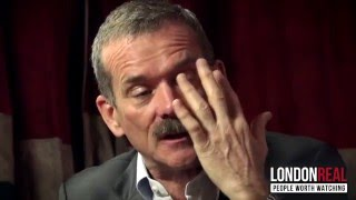 GOING BLIND DURING A SPACEWALK - Astronaut Chris Hadfield on London Real