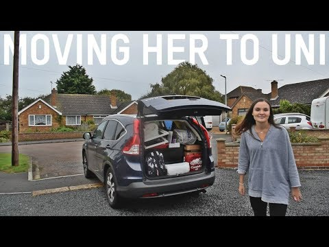 MOVING HER TO UNI