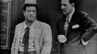 "Abbott & Costello: ""Two Tens for a Five"""