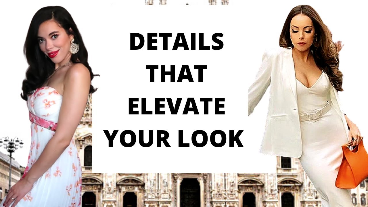 7 Details that Elevate your Look instantly for the Summer ! From Plain outfit to Goddess Look ✨