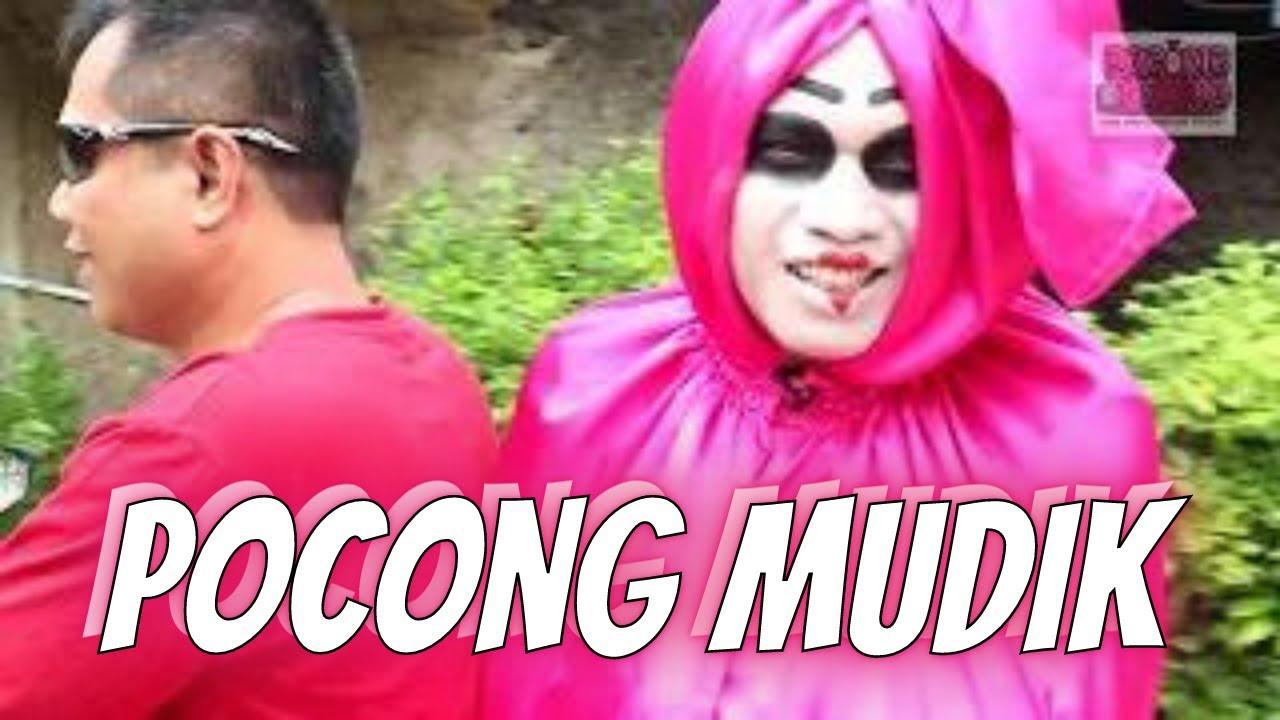 93+ Gambar Pocong Mudik