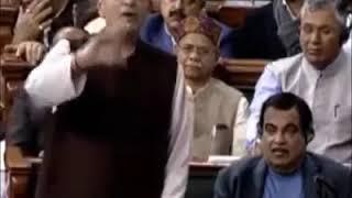 Arun Jaitley funny speech in Lok Sabha thumbnail