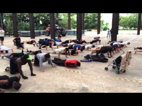 Killer Body Art Nantes Athletes De Rue Youtube