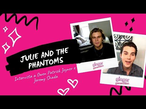 Julie and The Phantoms   Intervista a Owen Patrick Joyner (Alex) e Jeremy Shada (Reggie)