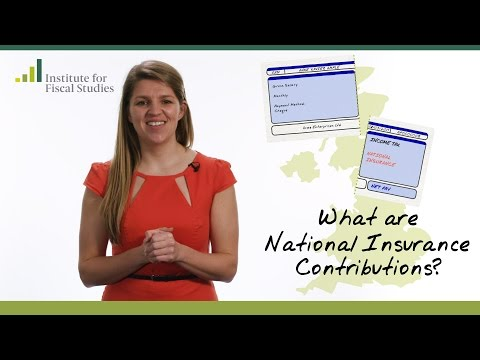 What are National Insurance Contributions?