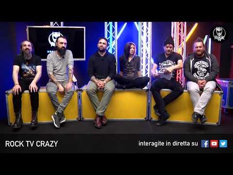 ROCK TV CRAZY 🤡 LIVE SU ROCK TV 🤘🏻📲 29 MARZO 2018