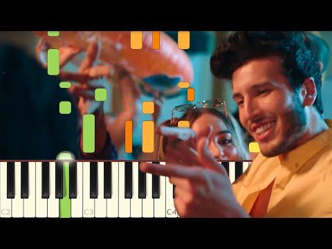 Lalo Ebratt, Sebastian Yatra, Yera - Déjate Querer Ft.Trapical Minds - Piano - Synthesia