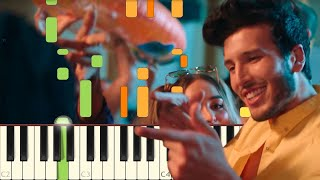 Lalo Ebratt, Sebastian Yatra, Yera - Déjate Querer Ft.trapical Minds - Piano - Synthesia