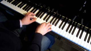 Lena - Maybe Piano Cover MrDallimann
