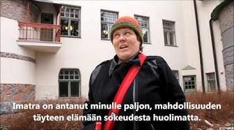 Jonna Monosen tulevan rikosnovellisarjan tuotto nuorten hyväksi