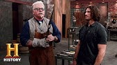 Forged in Fire: Bonus: All About J  Neilson (Season 3