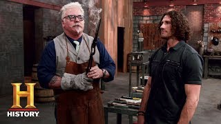 Forged in Fire: Forging Tips: How to Use the Quench (Season 3) | History