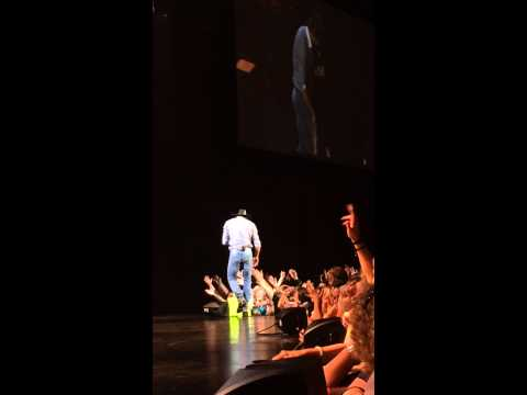 Tim McGraw LLYWD @ Harrahs Cherokee Casino 8-31-14