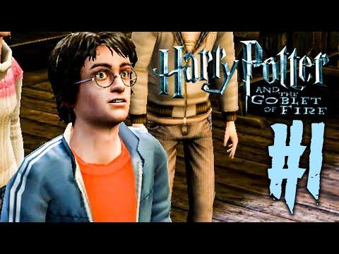 Гарри Поттер и Кубок Огня Прохождение #1 ► ПОЖИРАТЕЛИ СМЕРТИ!