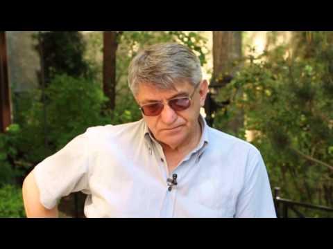 Александр Сокуров. Интервью С.Елгазину в день города