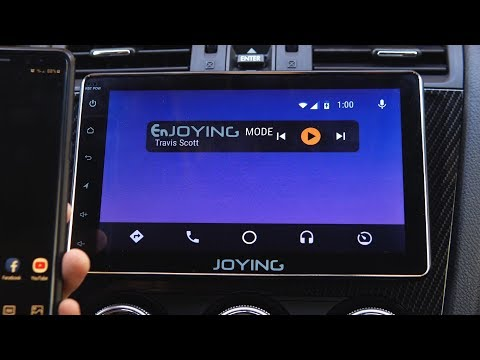 I'm really enJOYING this | Intel Android Head unit 8.1 | Review