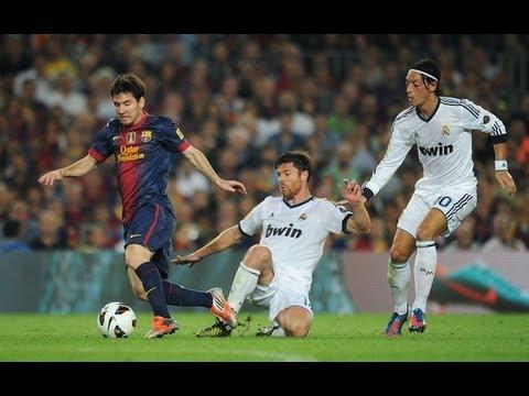 Download Lionel Messi Humiliates Real Madrid-HD