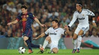 Cristiano Ronaldo Destroying Great Players