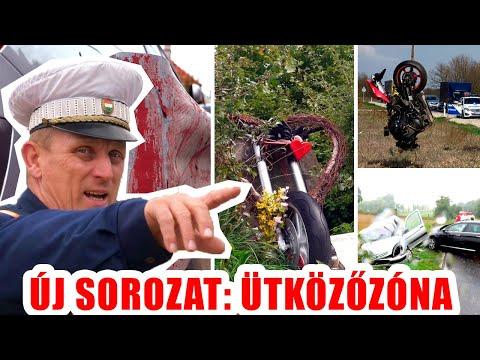 Ütközőzóna: Halálos recept a magyar utakon: gyorshajtás, kanyar, bukkanó thumbnail